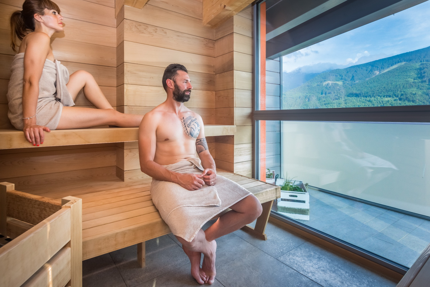 Wellness Panoramica